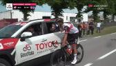 Problemy zdrowotne Gavirii na 13. etapie Giro d'Italia