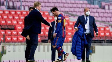 Messi nie zagra w ostatnim meczu sezonu Barcelony