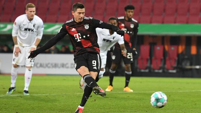 "Augsburg nie odpuści Lewandowskiemu. ""Musimy chronić rekord Gerda Muellera"""