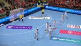Skrót meczu Telekom Veszprem – HBC Nantes w ćwierćfinale Ligi Mistrzów