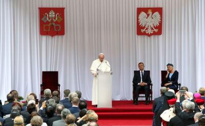 Papież Franciszek o św. Janie Pawle II