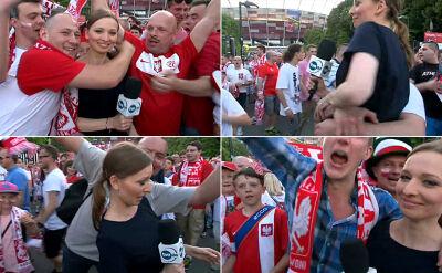 4:0 dla Polski! Kibice oszaleli