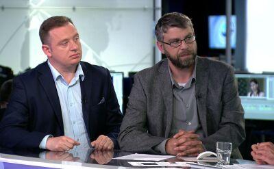 Dziennikarze śledczy portalu tvn24.pl o wycieku akt