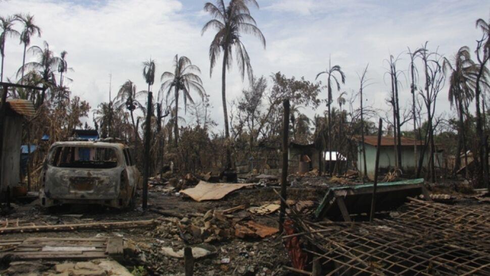 """""""Przemoc i zbrodnie będą się powtarzać"""".  Spór w ONZ o sankcje na Birmę"""
