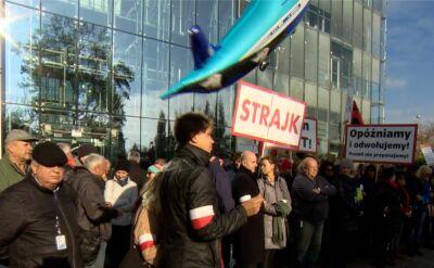 Kolejny rejs odwołany z powodu strajku w LOT