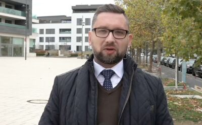 Korespondent TVN24 International o słowach prezesa TSUE