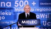 Kaczyński: PiS nie jest partią wojny, chcemy współpracować