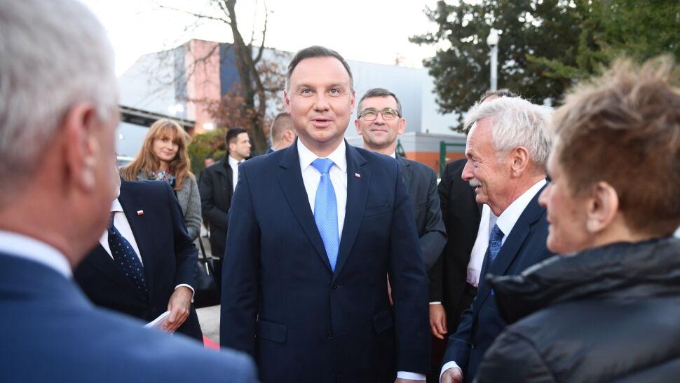 """Prezydent Duda w Niemczech. Poruszone zostaną """"sporne kwestie"""", w tym Nord Stream 2"""