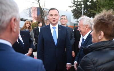Andrzej Duda rozpoczął wizytę w Niemczech