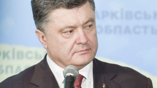 Poroszenko: dwa tysiące rosyjskich żołnierzy przekroczyło granicę Ukrainy
