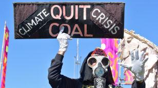 Australia płonie. Australia kopie węgiel. Australia truje