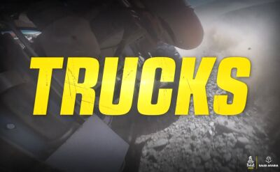 Podsumowanie 4. etapu Rajdu Dakar w kategorii ciężarówek