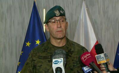Gen. dyw. Tomasz Piotrowski o ataku na bazy w Iraku