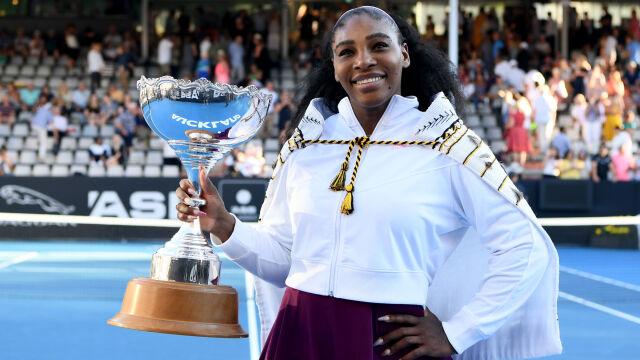Williams doczekała się. Pierwszy tytuł od trzech lat