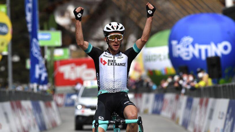 Imponujący pokaz siły. Yates nowym liderem Tour of the Alps