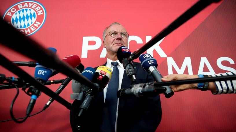 """Bayern mówi """"nie"""" Superlidze. Niemiecki związek żąda zawieszenia 12 klubów"""