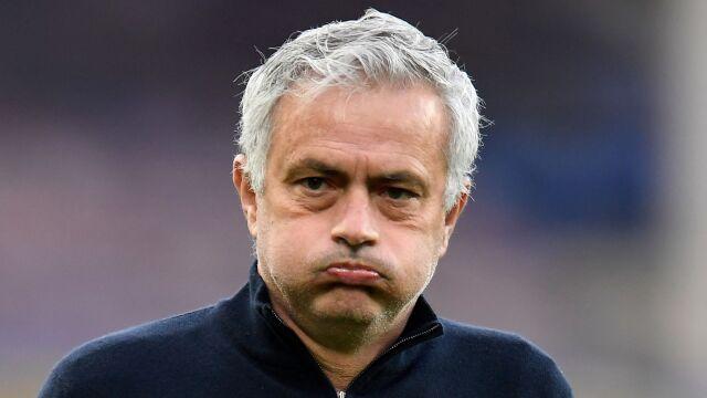 """Mourinho zwolniony z Tottenhamu. """"Zawsze będzie tu mile widziany"""""""