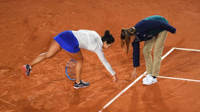 """Tenisiści apelują o Sokole Oko. """"Musimy uczynić sport bardziej sprawiedliwym"""""""