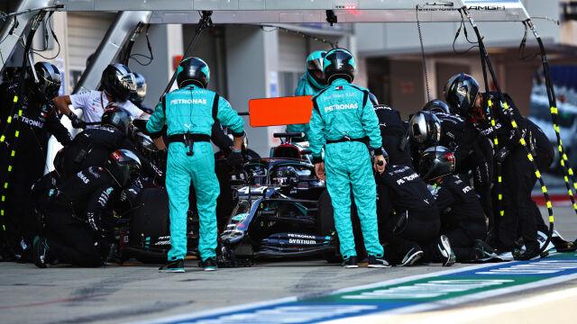 Lewis Hamilton ukarany niesłusznie. Na pocieszenie odzyskał punkty