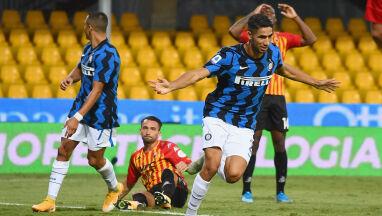 Strzelecki trening Interu z Benevento. Glik nie pomógł