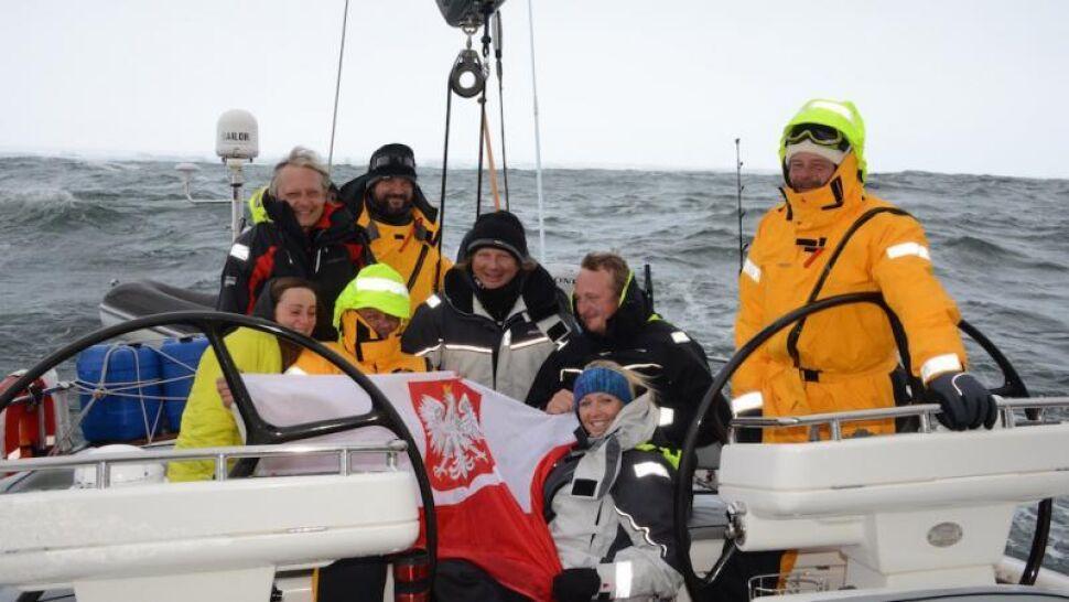 Polski jacht jako pierwszy okrążył Antarktydę bez przystanku