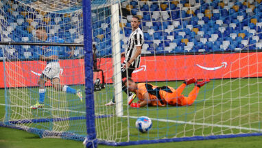 Kolejny błąd Szczęsnego. Trwa fatalna seria Juventusu