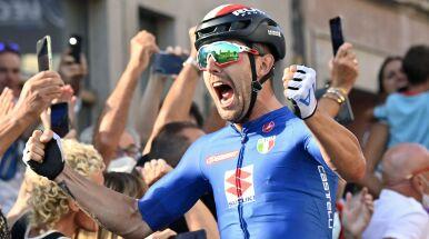 Włoski mistrz Europy ze startu wspólnego. Polacy zawiedli