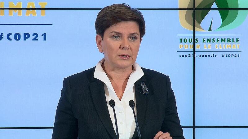 Szydło: oczekujęprzeprosin od szefa Parlamentu Europejskiego