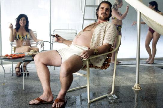 """Nominacja w kategorii """"Najlepszy aktor pierwszoplanowy"""": Christian Bale, """"American Hustle"""""""