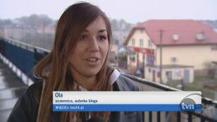 Uczennica: Żałuję tego, co zrobiłam (TVN24)