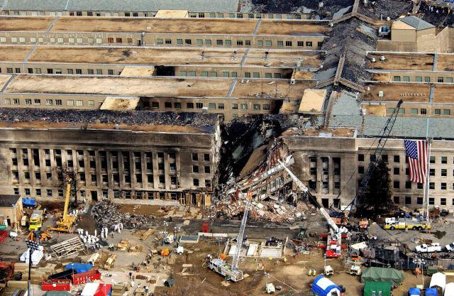 Prochy ofiar z 11 września wyrzucone na śmietnik