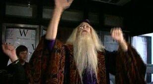Potter dzieli tłumy