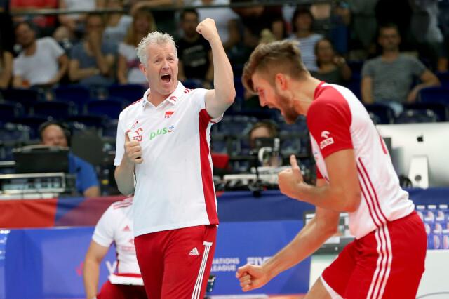 Mistrzostwa Europy siatkarzy. Polacy zaczynają walkę o złoto