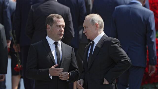 """""""Można spróbować wciągnąć Rosję w system"""""""