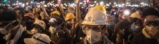 Sytuacja w Hongkongu tematem dla G20? Chiny: nie pozwolimy o tym dyskutować