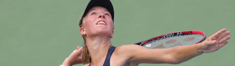 Fręch przegrała w kwalifikacjach Wimbledonu