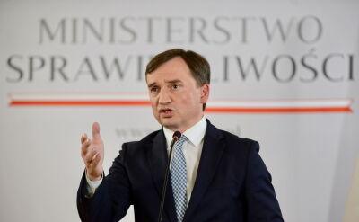 Ziobro o zabójstwie dziewczynki w Olecku: są podejrzenia, że różne instytucje podejmowały bardzo nietrafne decyzje