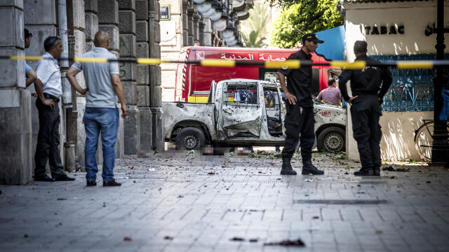 Dwie eksplozje w Tunisie