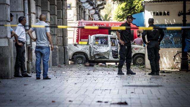 Dwie eksplozje w Tunisie. Ofiary