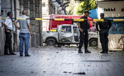 Ataki bombowe w Tunisie