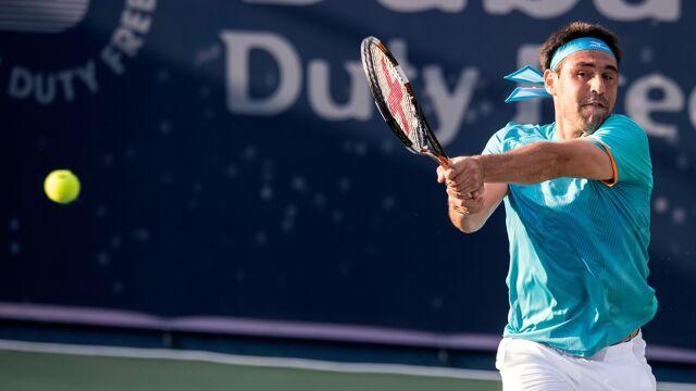 Wimbledon jego ostatnim turniejem. Słynny cypryjski tenisista kończy karierę