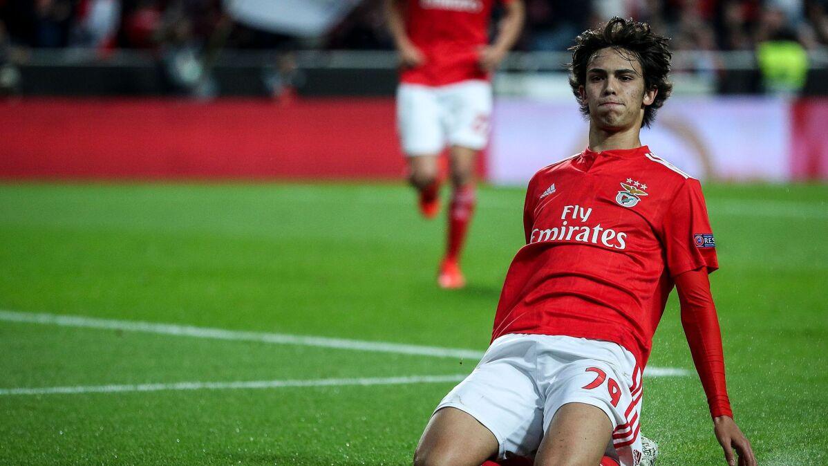 Benfica informuje, że Atletico chce wpłacić gigantyczną klauzulę za Joao Felixa