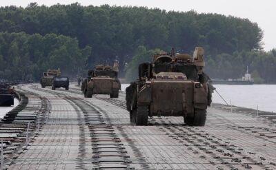 Saber Guardian 2019. Przeprawa wojsk NATO przez Dunaj