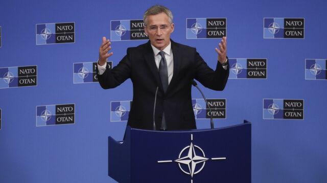 Szef NATO: jesteśmy zaniepokojeni programem rakietowym Iranu