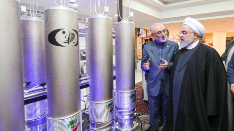 """""""To technologicznie niemożliwe"""". Rosja zawiesza projekt nuklearny z Iranem"""