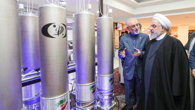 """""""Wyjaśniliśmy Irańczykom, że w kwestii nuklearnej obowiązuje zerowa tolerancja"""""""