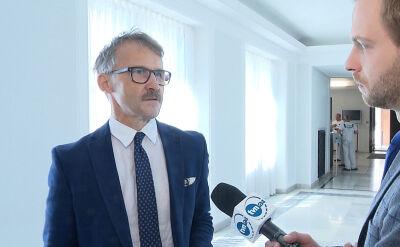Przewodniczący KRS Leszek Mazur o wyroku TSUE