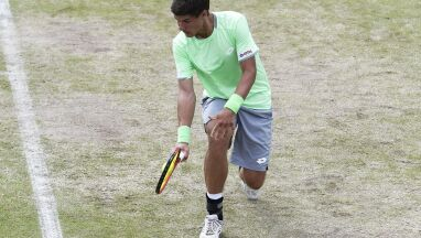 Spacerek Majchrzaka na początek kwalifikacji do Wimbledonu