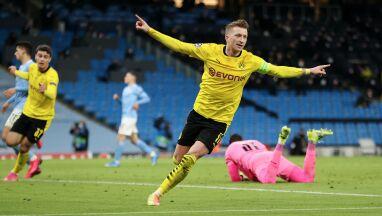 Rekordzista Reus. Lewandowski wyprzedzony