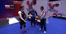 Sędziowie nie zaliczyli ostatniej próby Sotiewej na wagę złotego medalu